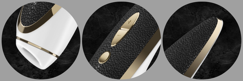 Satisfyer Luxury Haute Couture details