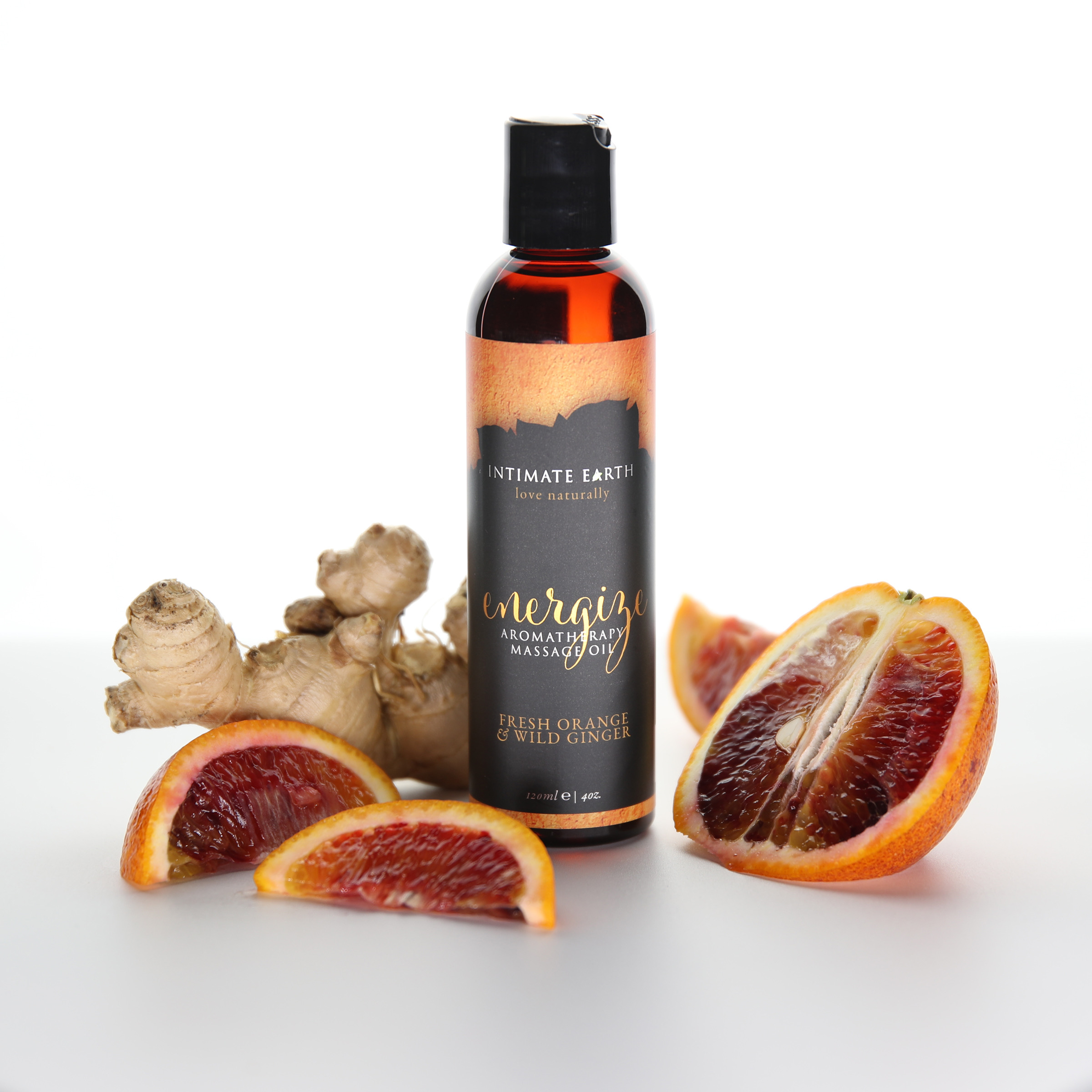 Energize Fresh Orange and Wild Ginger