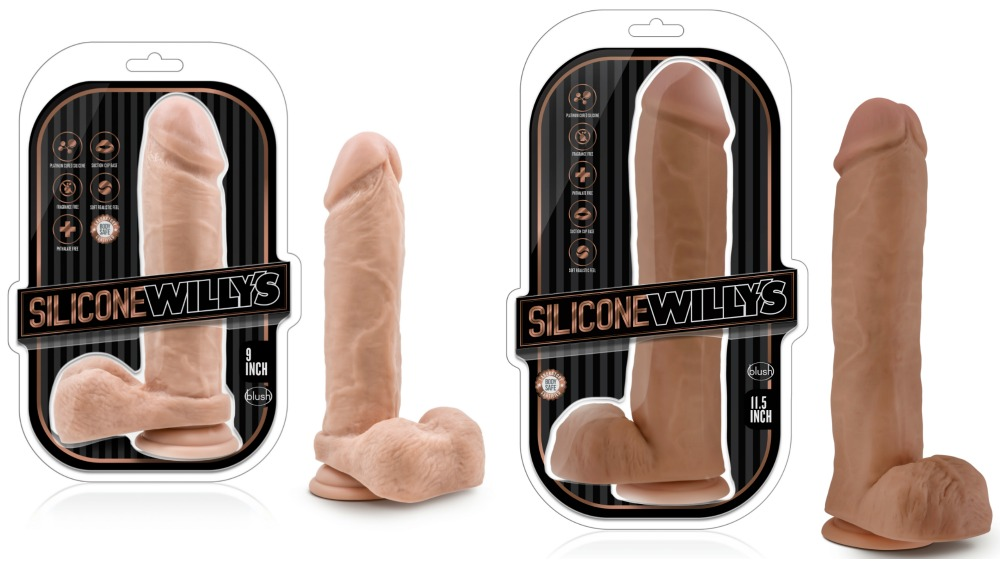 silicone willy