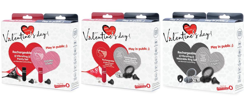 Valentine kits