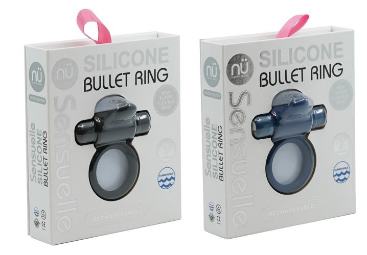 Sensuelle Bullet Ring 7